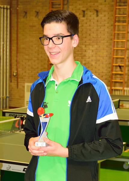 Zeeuws-vlaams kampioen 2016: Remco Fransbergen.